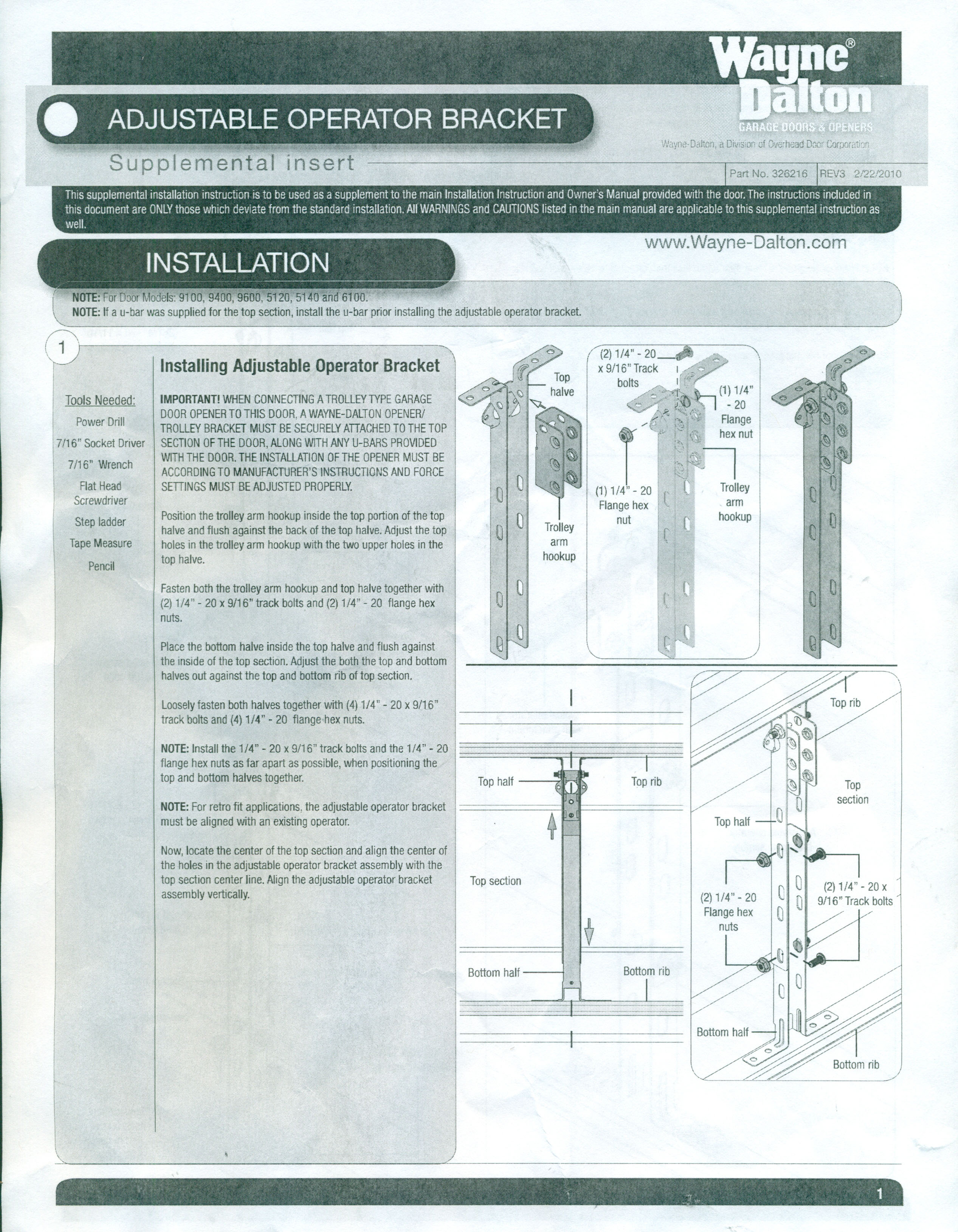 Wayne Dalton Clic Drive Wiring Diagram on