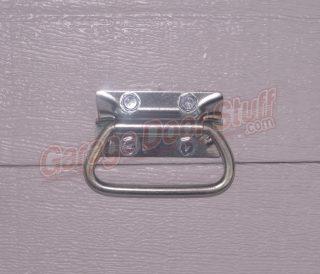 Drop Lift Handle on Door
