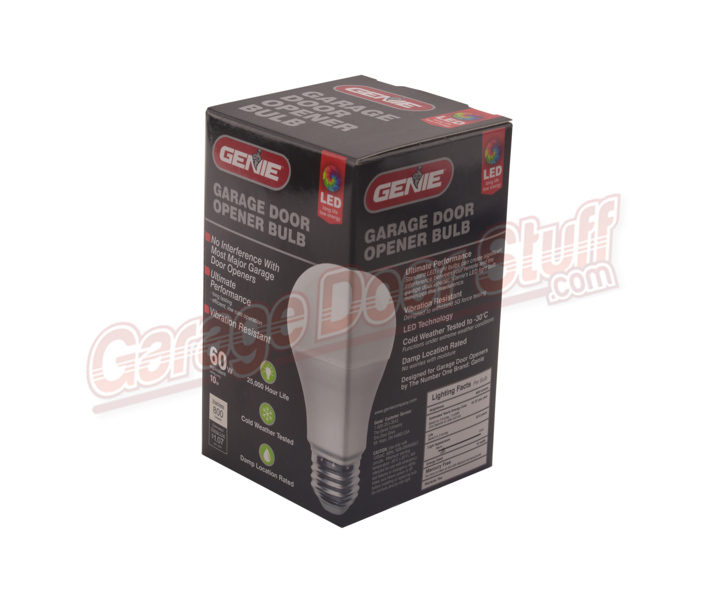 Garage Door Openers And Led Light Bulbs
