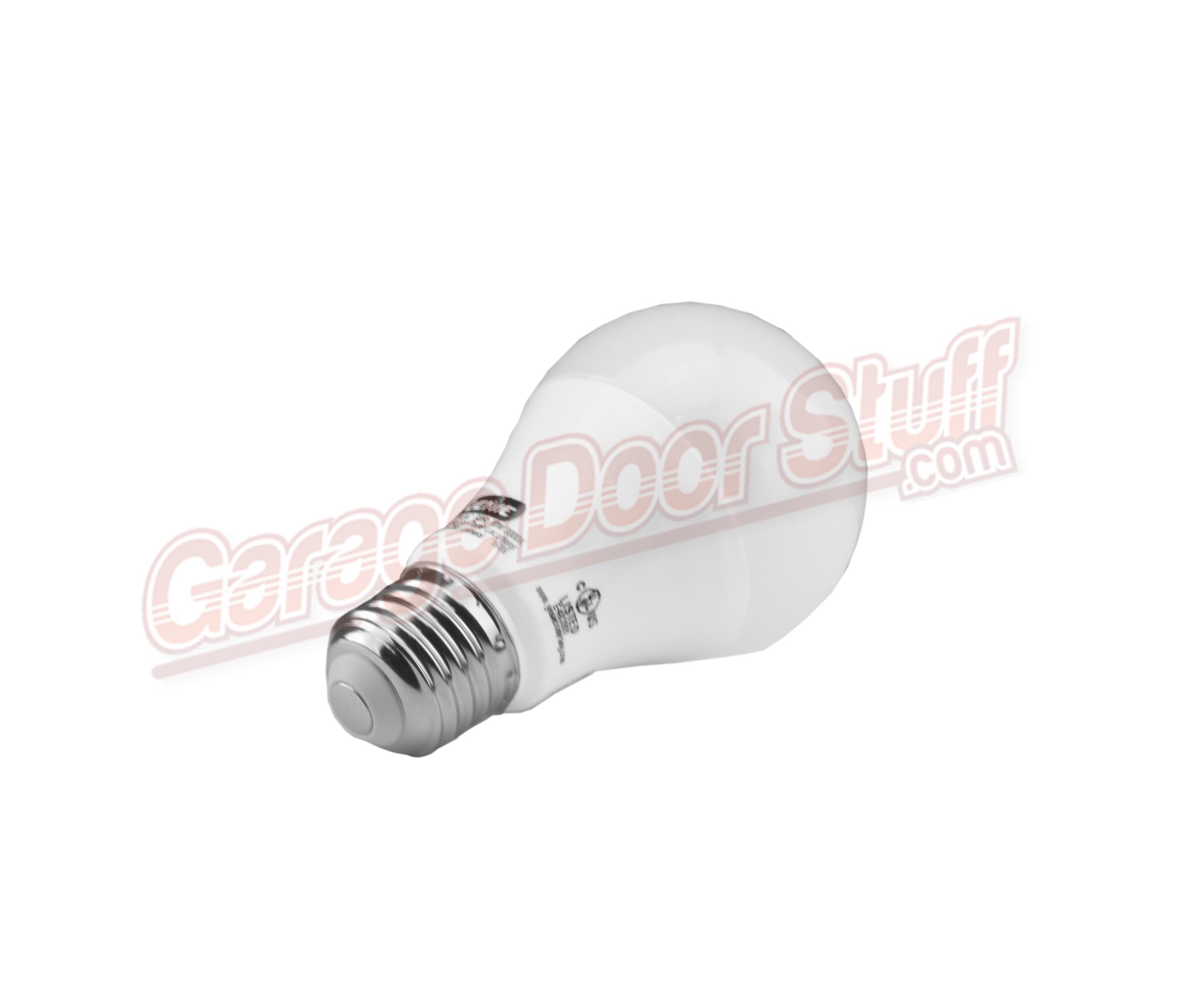 garage door opener bulbGarage Door Opener LED Light Bulb  Garage Door Stuff