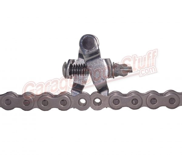 Chain Puller Tool on Chain