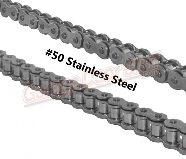 Roller Chain #50 Stainless Steel