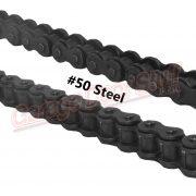 Roller Chain #50 Steel