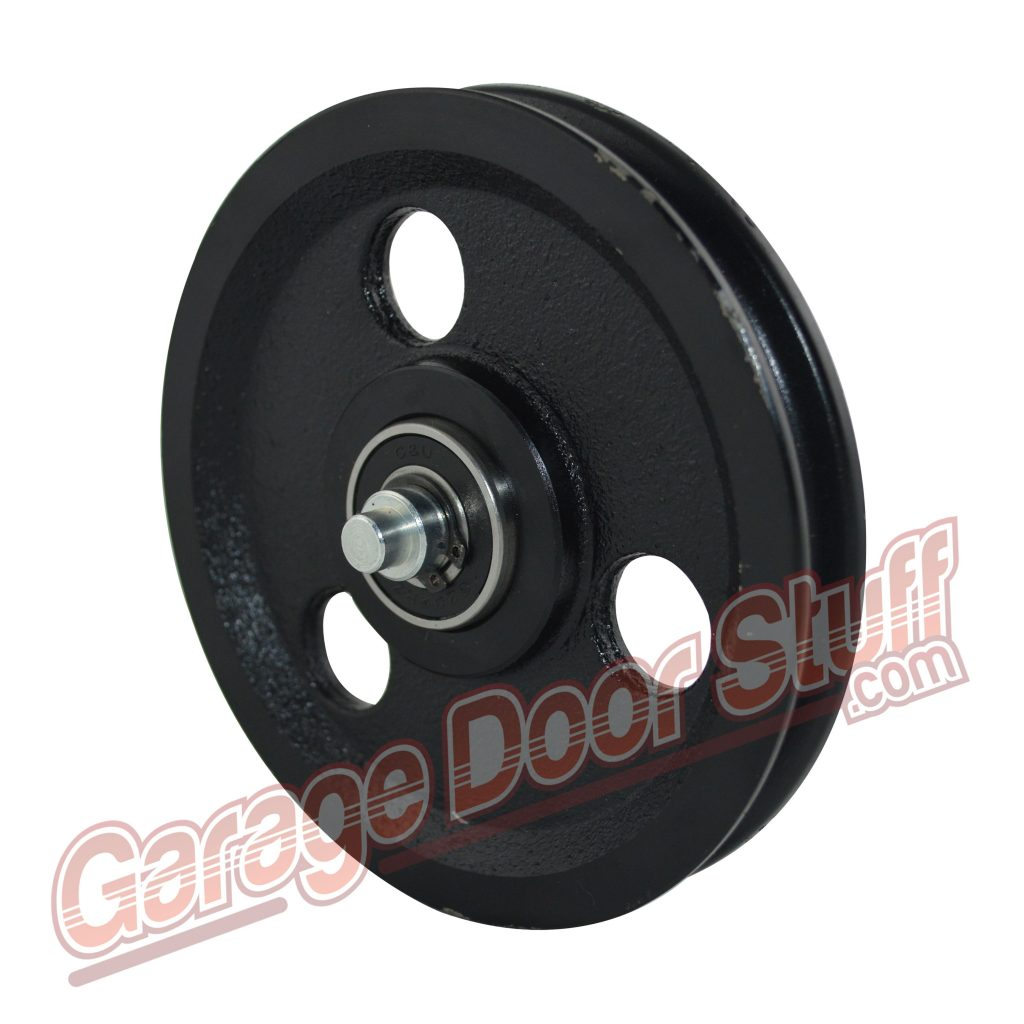 Cast Iron Pulley Garage Door Stuff