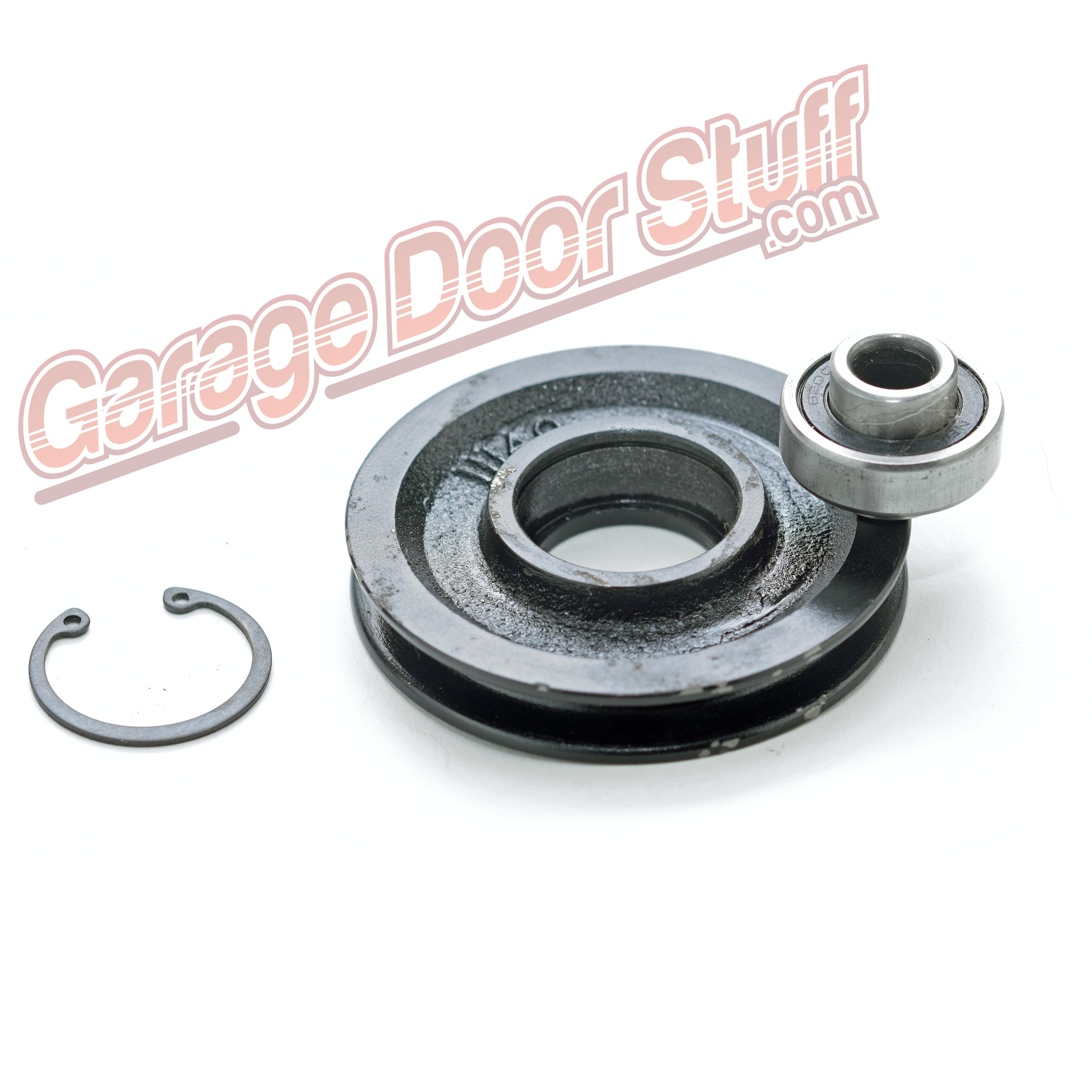 Garage Door Pulley Cast Iron Garage Door Stuff