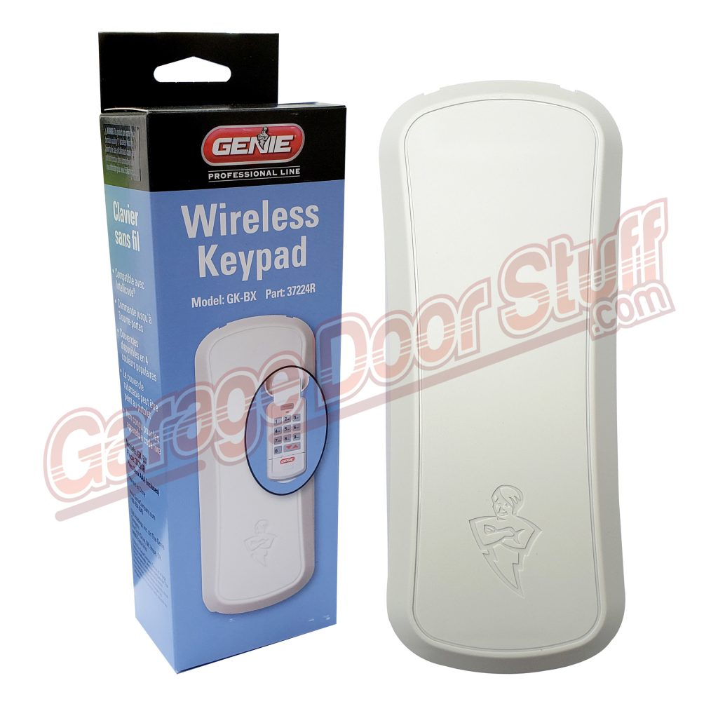 Genie Wireless Keypad - Garage Door Stuff