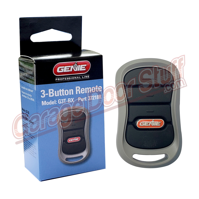 Genie 3 Button Remote Garage Door Stuff